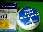 Ge Smartwater Refrigerator Filter 101300a Replacement Cartridge Mwf New In Box