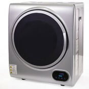 Automatic Portable Electric Clothes Digital Dryer Machine Laundry Dry W Timer