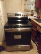 Frigidaire Gallery Stove Mostly Black Which Silver It S Standard