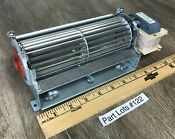 Frigidaire Kenmore Wall Oven Range Cooling Fan Assembly Part 318073012 318073036