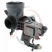 For Whirlpool Washer Drain Water Pump Pp Wpw10605427