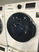 Samsung Ww22k6800aw 2 2 Cu Ft Front Load Washer White