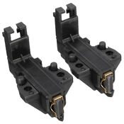 2 X Washing Machine Motor Carbon Brushes For Hoover Candy Indesit Nido