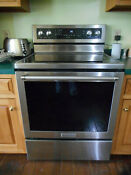Kitchen Aid Electric Range