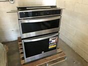 Whirlpool Woc54ec0hs 30 Smart Combination Electric Wall Oven Microwave
