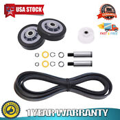 303373 Dryer Drum Roller Kit 12001541 303373k Replacement For Maytag Kenmore