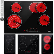 Iseasy 12 23 30 2 4 Zone Built In Touch Electric Cooktops Induction Ceramic