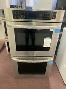 Lg 9 4 Cu Ft Double Wall Oven Stainless Steel Lwd3063st