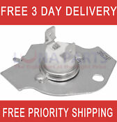 3977394 Thermal Fuse Replacement For Whirlpool Kenmore Dryers