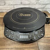 Nuwave Induction Cooktop Pic Gold Tested Works Great