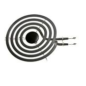 Universal Electric Range Cooktop Stove 6 Small Surface Element Heavy Duty