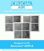 3 Kenmore Elite 9918 Air Purifying Fridge Filters Part 469918