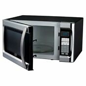 Oster 1100 Watt Microwave Oven Black 1 3 Cu Ft Ogzf1301