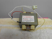 Ge General Electric Microwave Oven High Voltage Transformer Wb20x10046
