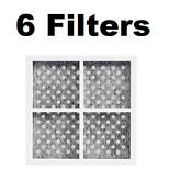 Air Filter Replacement For Lg Lt120f Kenmore Elite 469918 Refrigerator 6 Filters