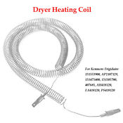 Electric Dryer Restring Heating Element Coil Replacement For Kenmore Frigidaire