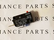 Wb24x803 V 16g 3c25 Microwave Oven Outer Case Switch Clean Used Tested