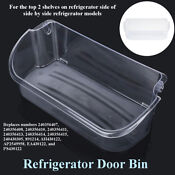 Refrigerator Gallon Door Bin Shelf Fits Frigidaire 240356402 Ap2549958 Ps430122