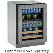 U Line 24 2000 Series Panel Ready Beverage Center