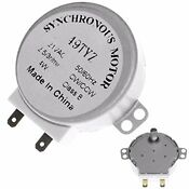 New Turntable Motor For Ge Wb26x10038 Microwave Ps237772 Ap2024962