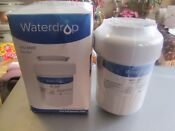 2 New Waterdrop Refridgerator Water Filters Ge Mwf Smartwater Mwfa Mwfp