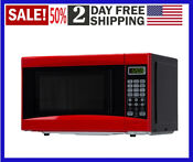 Microwave Hamilton Beach 0 7 Cu Ft Collegedorm Break Room Assorted Colors Red