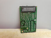 Ge General Electric Microwave Oven Circuit Board Wb27x10712