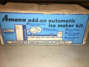 Amana Add On Automatic Ice Maker Kit Model Ic 2
