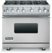 Viking 36 Stainless Nat Gas Range Vgcc5366bss 42 Off 7 095 List