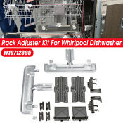 W10712395 Rack Adjuster For Whirlpool Dishwasher Ap5957560 Ps10065979
