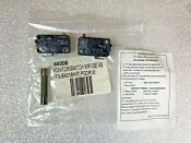 66006 New Genuine Oem Dacor Microwave Switch With Fuse