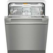 Miele Stainless Steel Fully Integrated Dishwasher
