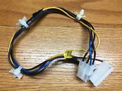 Oem Frigidaire Kenmore Washer Dryer Combo Wire Harness 134805600 Ap3970121