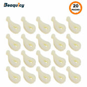 80040 Washer Agitator Dogs Kit Compatible With Whirlpool Kenmore Washer 20 Pcs