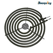 Wb30m2 Electric Range Surface Burner Element Large 6 Coils 8 Inch For Ge Kenmore