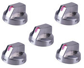 Gas Burner Knobs Dial For Samsung Range Oven Dg64 00473a Nx58h5600ss Nx58h5650ws