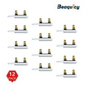 3392519 12 Pack Dryer Thermal Fuse For Whirlpool Kenmore Dryers By Beaquicy