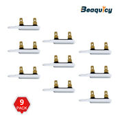 Dryer Thermal Fuse 3392519 Replacement 9 Pack For Whirlpool Kenmore Dryers