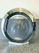 Whirlpool Duet Front Load Washer Complete Door Assembly W10208415 P Wp 128