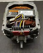 Whirlpool Kenmore Maytag 2 Speed Drive Washer Motor W10210608 Wp661600 3363736