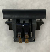 Whirlpool Kenmore Amana Dishwasher Black Door Lever With Latch Wp3380854