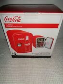 New In Box Coca Cola Classic Thermoelectric Cooler