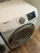 Samsung Washer And Dryer Dv42h5200ew And Wf42h5200aw Local Pickup Only