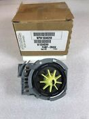 New Genuine Whirlpool Dishwasher Drain Pump Wpw10348269