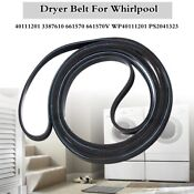 661570 Dryer Drum Belt Kit For Whirlpool Sears Maytag 3387610 Ap2911808