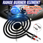 6 Electric Range Burner Element For Whirlpool Maytag Mp15ya 7361 Ers46y1