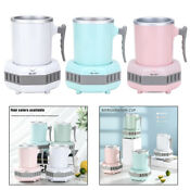 Portable Electric Ice Maker Machine Cold Drink Machine For Home Office Us