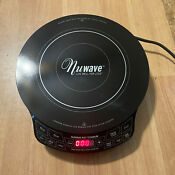 Nuwave Pic Precision Induction Portable Cooktop Stovetop 30341cr