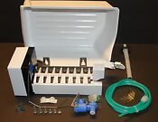 New Genuine Westinghouse Gibson Kelvinator Ice Maker Kit Im116000 Replaces Im115