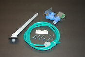 New Frigidaire Refrigerator Ice Maker Water Valve 241803701 242252603 240519601